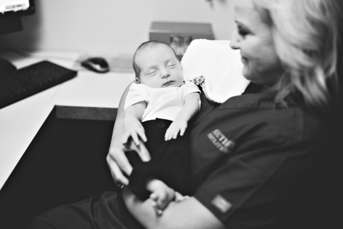 Newborn at Southwest Fertility Center