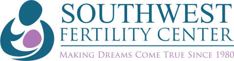 Southwest Fertility Center Logo Logo